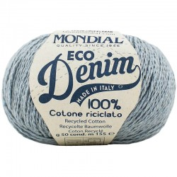 Lana Mondial Eco Denim num 758
