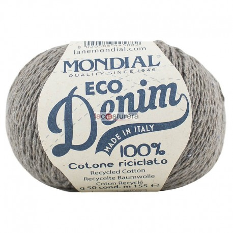 Lana Mondial Eco Denim num 746