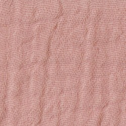 Tela Mousseline Solid Cameo Pink MS102